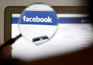Facebook проводит кампанию против фальшивых  лайков  на фоне рекордного падения акций