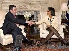 Райс: США поддерживают суверенитет Грузии