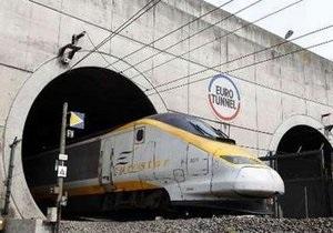 Из-за задымления в тоннеле Eurostar приостановил железнодорожное сообщение между Лондоном и Парижем
