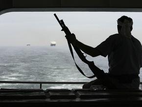 Сомалийские пираты освободили Морскую принцессу