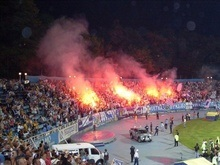 МВД: Матч между Динамо и Спартаком прошел без инцидентов