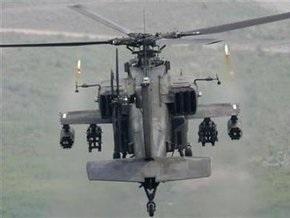 В Греции разбился военный вертолет