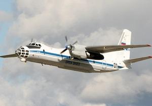 В Чехии при посадке потерпел аварию российский военный самолет