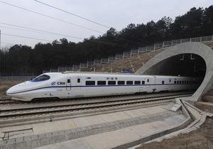 Фотогалерея: Самая быстрая железнодорожная линия в мире