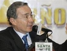 Президент Колумбии  поможет Саркози освободить Ингрид Бетанкур