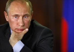 Путин рассказал об одиночестве политиков, занимающих высокие должности