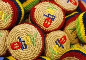 Чистая прибыль eBay в 2012 году выросла на 20%