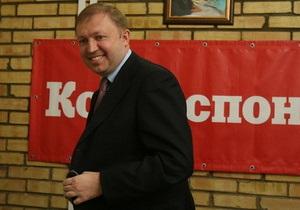 Горбаль заявил, что Львовский облсовет не сможет выразить ему недоверие