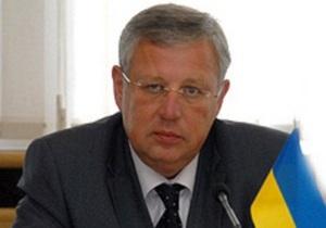Янукович назначил нового первого замминистра внутренних дел