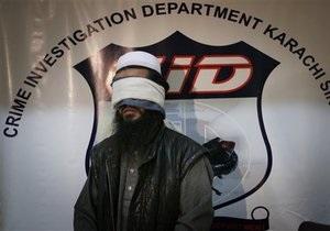 В Пакистане арестован один из лидеров Талибана, готовивший террористок-смертниц