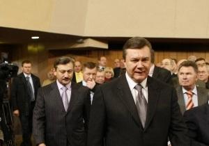 НГ: Крымский акцент Виктора Януковича