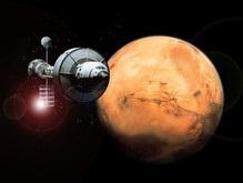 Российские космонавты могут первыми высадиться на Марс