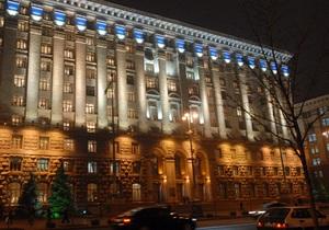 Попов отрицает, что здание киевской мэрии сдадут в аренду для корпоративов