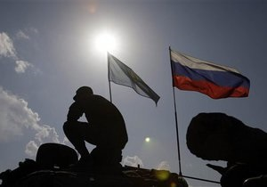 Грузия обвинила Россию в захвате новых территорий