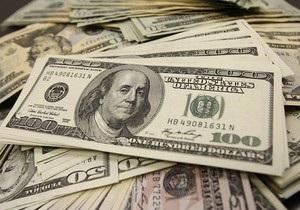 Внешний долг Украины уменьшился более чем на 100 млн долларов