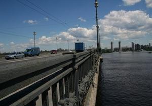 Возле моста Патона в Киеве построят трехуровневую развязку