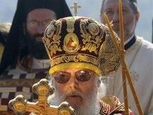 Алексий II прочитал литургию в Лавре
