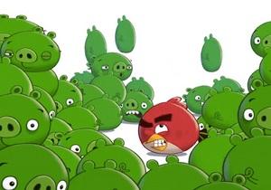 Компания-разработчик Angry Birds выпустила игру про плохих поросят