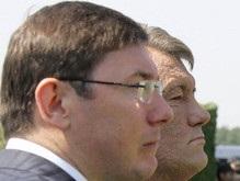 Луценко не считает себя  квотой Ющенко