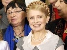 Тимошенко: Украина - полноправный участник в европейском образовании