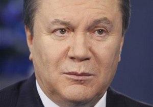 Янукович считает вопрос суда по делу Тимошенко болезненным