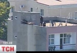 Фотогалерея: Операция ликвидация. Одесская милиция уничтожила опасных преступников