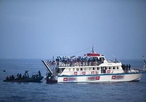 Совет по правам человека ООН осудил Израиль за перехват Флотилии свободы