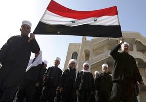Сирия высылает послов западных стран