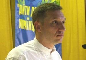Глава Тернопольского облсовета расскрыл подробности своего задержания под стенами Рады