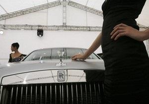Новости Rolls-Royce - Rolls-Royce сделает ставку на Японию из-за падения спроса в Китае