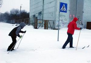 непогода в Украине - Карпаты - потепление - снег - В Карпатах прогнозируют схождение лавин и резкий подъем уровня воды
