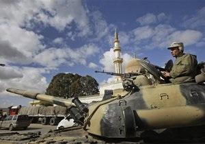 МИД: С начала войны в Ливии Украина не осуществляла никаких поставок оружия