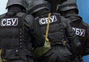 СБУ задержала россиянина по подозрению в ложном сообщении о минировании гостиницы Киев