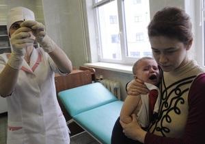 В Житомирской области десять детей госпитализированы с менингитом