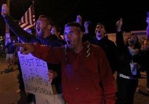 В США состоялась акция протеста против захоронения Царнаева близ Бостона
