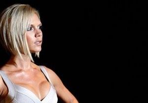 СМИ: В декабре в Киев приедет Виктория Бекхэм