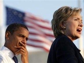 Маккейн использовал голос Клинтон против Обамы