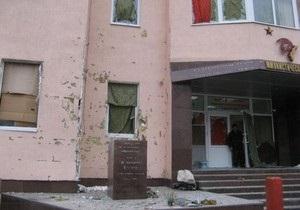 Подрыв памятника Сталину: Организация Тризуб заявила об аресте свыше десяти своих членов