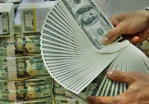 НБУ предлагает на межбанке доллары по 8,05