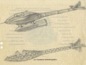 В Британии чертежи секретного нацистского оружия выставили на аукцион