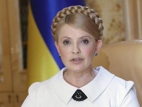 Тимошенко заявила, что победит кризис, невзирая на нехватку министров