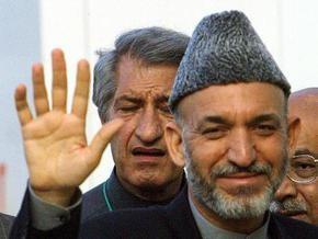 Хамид Карзай официально вступил в должность президента Афганистана
