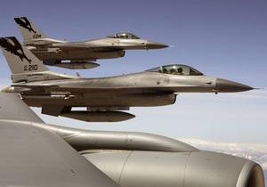 Генштаб Турции отправил к сирийской границе ударные истребители