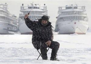 Новости Полтавской области - В Полтавской области спасатели нашли рыбаков, которые два дня блуждали в тумане по льду