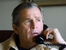 Буш выступает за диалог Пекина с Далай-ламой