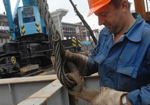 В следующем году в пределах Киева на Обуховской трассе построят пешеходный мост