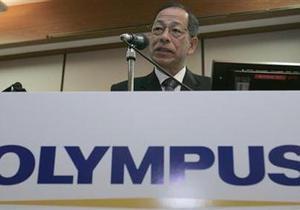 В Японии арестован экс-президент Olympus