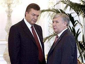 Янукович назвал условие поддержки регионалами отставки Еханурова