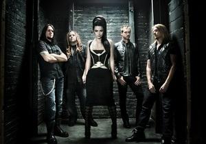 Группа Evanescence впервые выступит в Украине