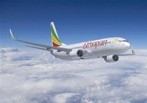 Спасатели обнаружили место падения эфиопского авиалайнера